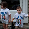 Italia : New shirts from Curiale grandparents.