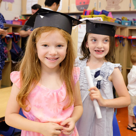 Juliana Kindergarden Graduation