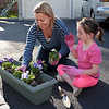 Planting Flowers : Aunt Chrissie and Isabella purchase and plant flowers for the Ridgedale playhouse.