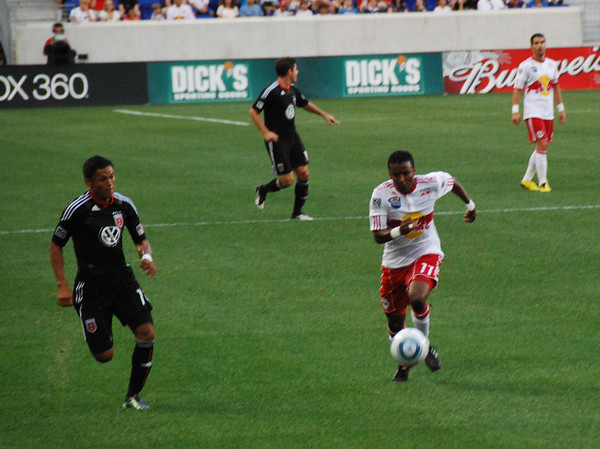 NY Red Bulls July 7, 2010