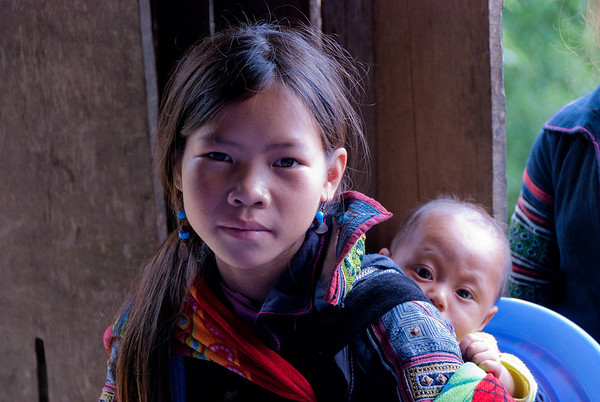 Vietnam 3-Sapa People