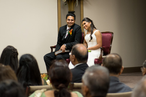 Joel and Tulsi Wedding